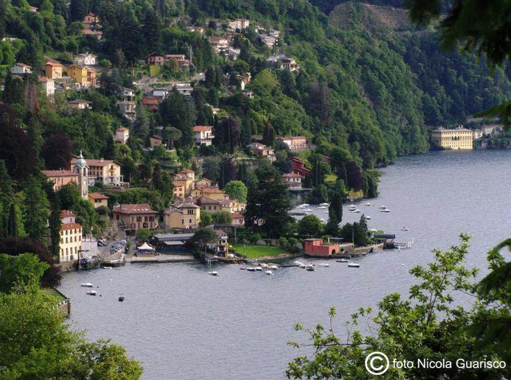 Lago di Como, Faggeto Lario