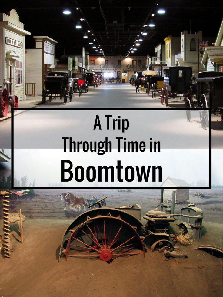 A Trip Through Time in Boomtown · Kenton de Jong Travel - A Trip through Time in…