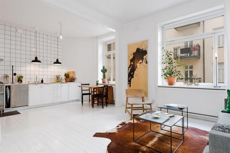 Låg avgift - Perfekt läge - Skuldfri Brf - Gårdshus, Södermalm - SOFO - Eliases Sthlm - Fastighetsförmedling