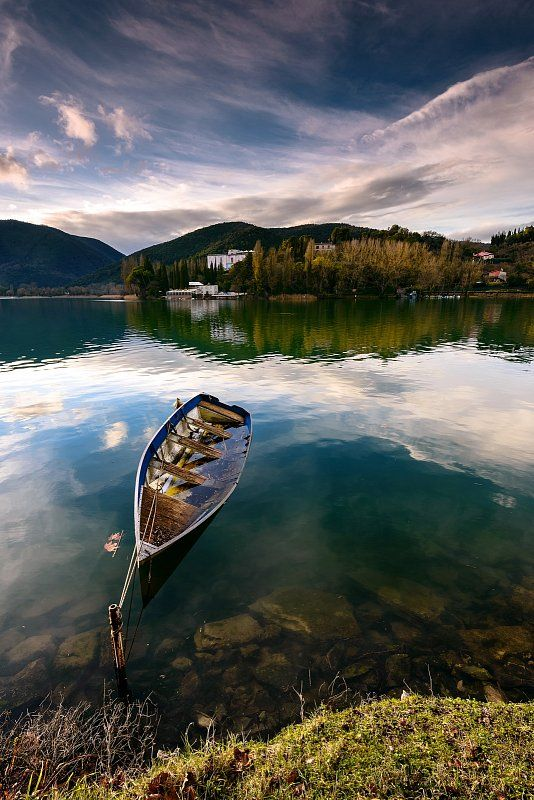 No better not today Piediluco | Italy © Andrea Buonocore