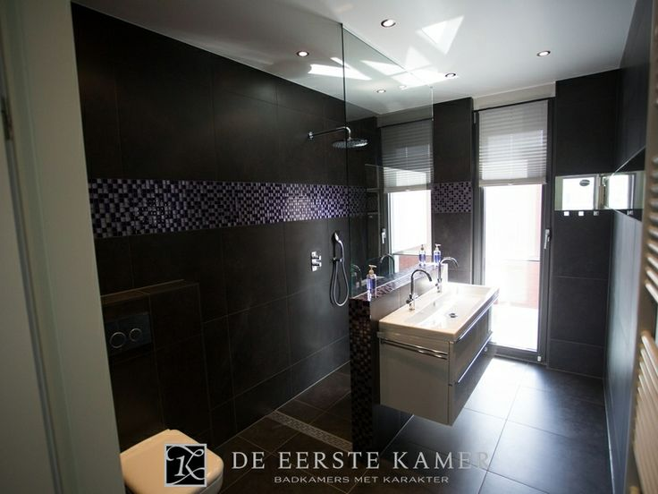 1000 idee n over paarse badkamers op pinterest pruimen badkamer paarse kamers en - Kamer van mozaiekwater ...