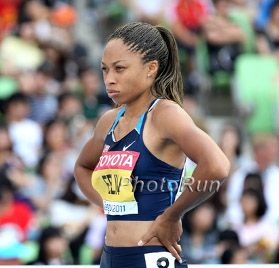 Allyson Felix - USA Track & Field Sprints