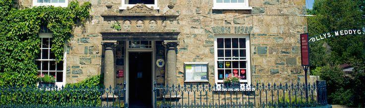 Llys Meddyg | Restaurant with Rooms, Newport, Pembrokeshire | Wales