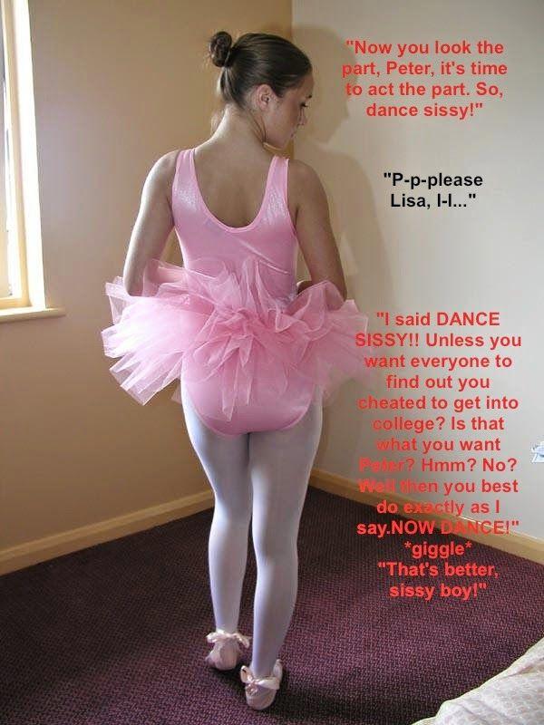 Ballet Leotard Slut 120