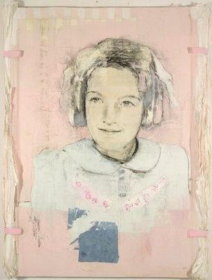 Marilyn Munroe as a girl: Louis Boudreault