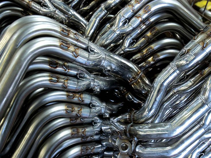Motorcycle Exhaust Systems Explained