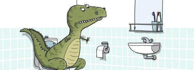 T-Rex problems. LOL no idea why I'm finding this so funny right now but I am he he he