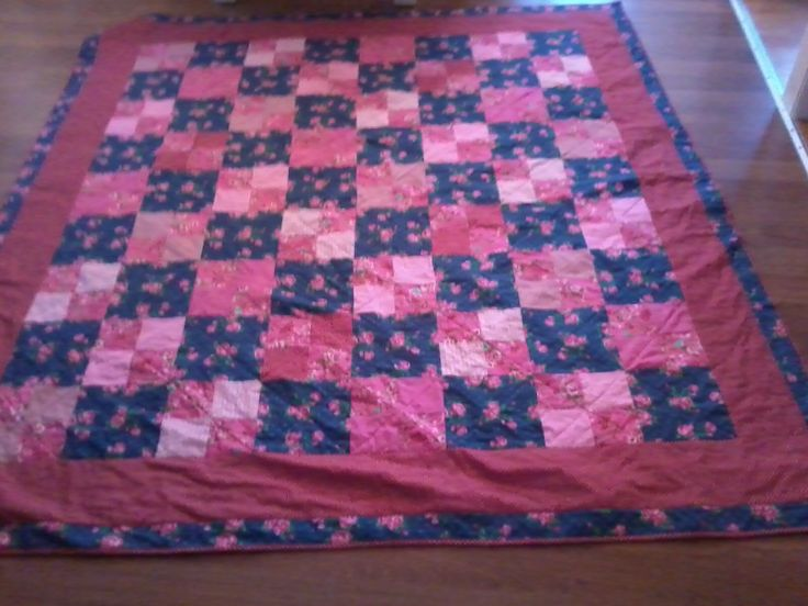 patchwork sprei