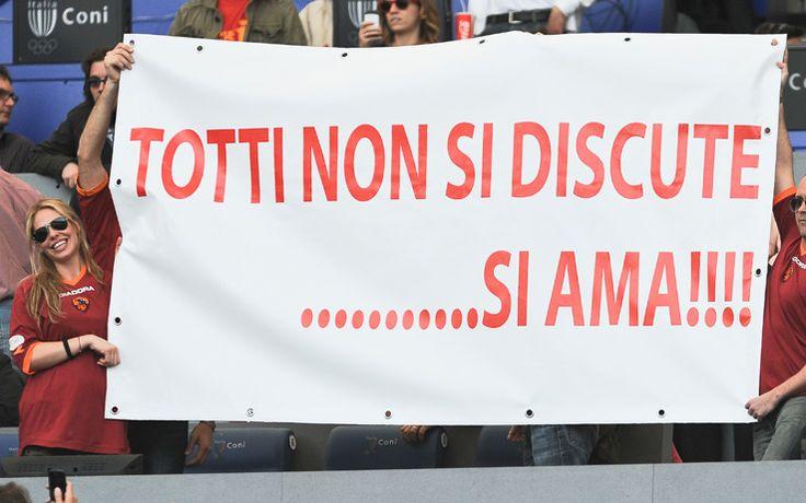 #AuguriCapitano #Totti #capitano #AsRoma