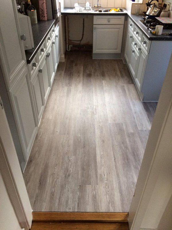 Ce flooring camaro loc smoke limed oak flooring for Kitchen flooring installation
