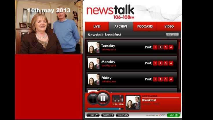 Mary Maddock MINDFREEDOM On Forced ECT Newstalk May '13