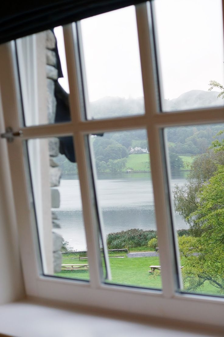 Hello Freckles Luxury Lake District Spa Hotel Daffodil Grasmere View