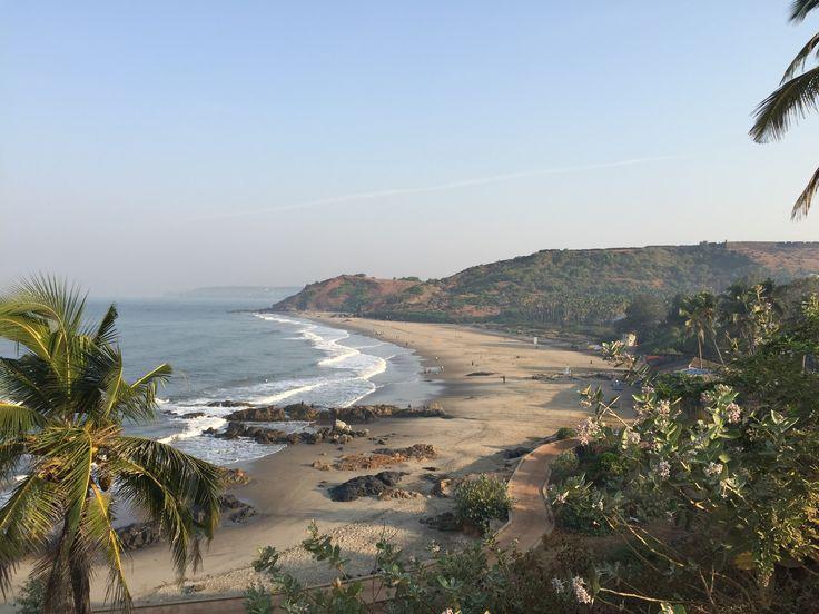 Small Vagator Beach, Nord-Goa, Indien