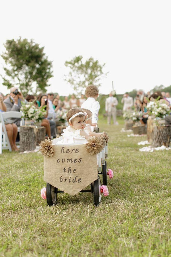 ¡Aquí viene la novia! | Preparar tu boda es facilisimo.com