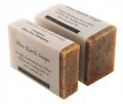 Gardeners Nut Soap  Ground walnut shells to help remove ingrained dirt, with walnut & hempseed oil to replenish & essential oils to aid healing.