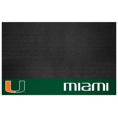 FANMATS NCAA University of Arizona Grill Mat NCAA Team: University of Miami