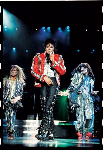 The King Of Style: Dressing Michael Jackson    New book from the late superstar's costume designers