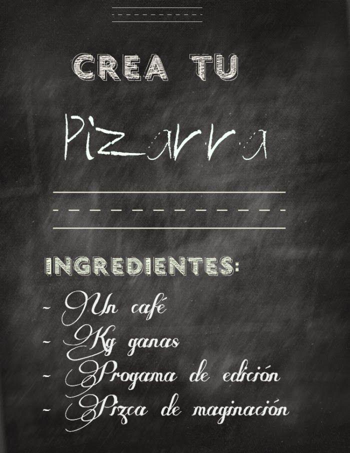 SCRAP DIGITAL. CREA TU PIZARRA.