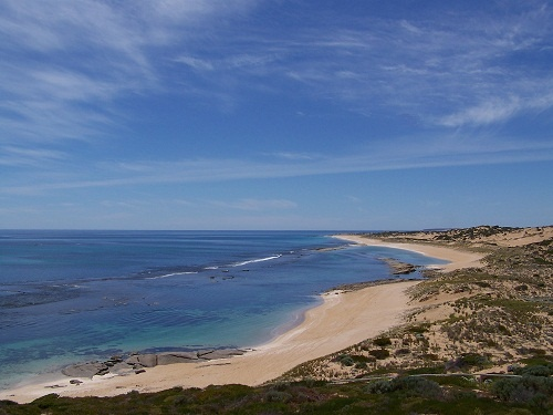 #Brown's Beach, Innes National Park, South Australia     -   http://vacationtravelogue.com Best Search Engine For Hotels-Flights Bookings   - http://wp.me/p291tj-8K