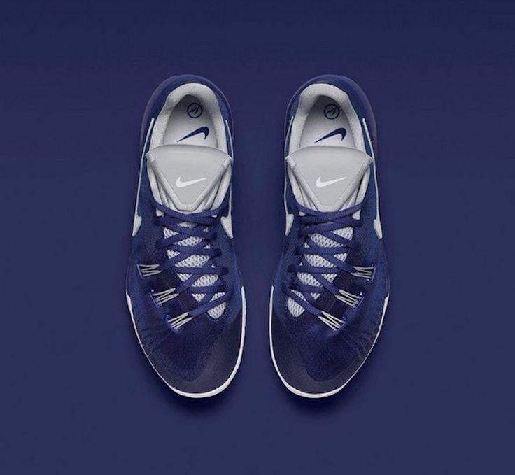 Fragment x NikeLab Hyperchase Navy Release Date