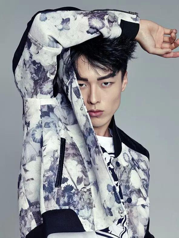 JANG KIYONG & PARK HYEONGSEOP   GXG Jeans (China) 2015 SS