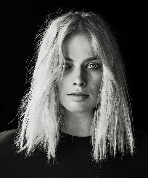 Margot Robbie photographed by Christopher Anderson for New York Magazine.