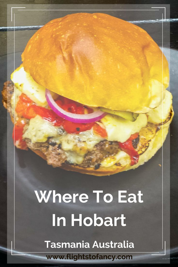 Wondering where to eat in Hobart? The harbour precinct and adjacent Salamanca Place offers some great options. You cant go wrong with seafood, pizza, gourmet burgers and fablous cocktails right?