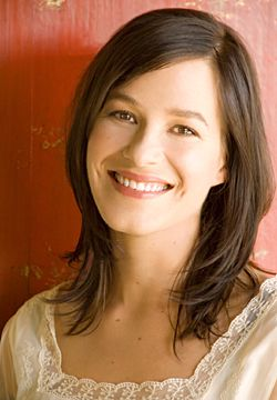 Franka Potente - have been in love with her since Run, Lola, Run.
