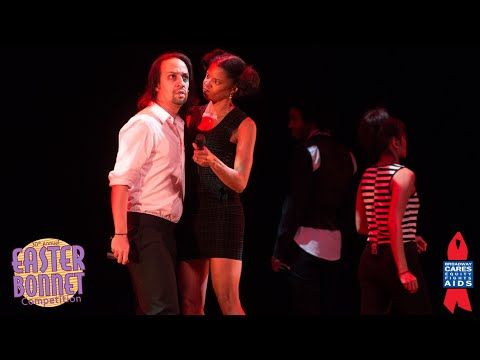 """Watch Hamilton's """"Sweeney Todd"""" Inspired Easter Bonnet Performance 