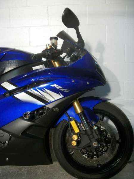 Used 2007 Yamaha YZF R6 Motorcycles For Sale in Michigan,MI.