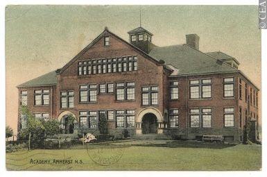 Academy,Amherst Nova Scotia
