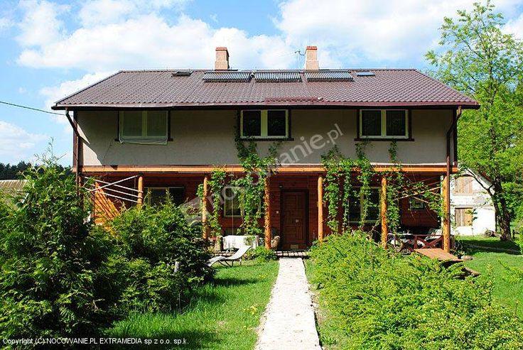 """Leśniczkówka """"u Jasia i Małgosi"""" to idealne miejsce do wypoczynku po całym roku pracy. Gospodarstwo agroturystyczne znajduje się w środku Puszczy Białowieskiej. Zdjęcia i oferta: http://www.nocowanie.pl/noclegi/bialowieza/agroturystyka/33509/ #nocowaniepl #accommodation #bialowiezaforest #Poland #travel"""