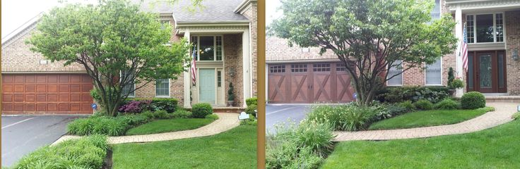 A gorgeous upgrade for this home's curb appeal