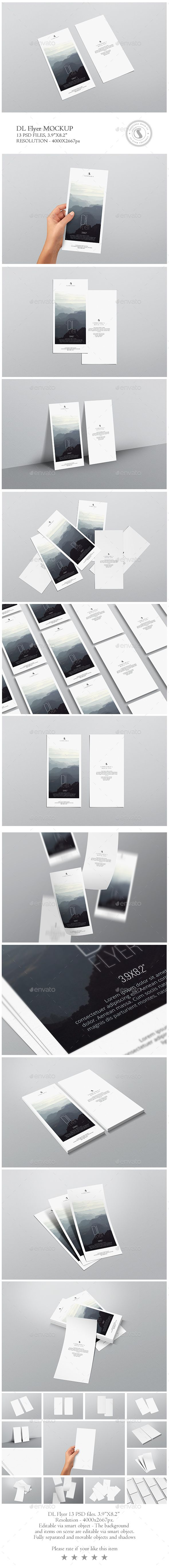 DL Flyer Mockup #design Download: http://graphicriver.net/item/dl-flyer-mockup/14165048?ref=ksioks