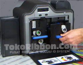 Apakah Anda memiliki masalah dalam mencetak dengan printer HDP5000? Cek ribbon fargo HDP5000 Anda. Ikuti solusi error 97 check ribbon dan ribbon miscue Fargo HDP5000