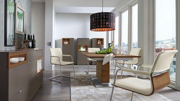 Esszimmer - Stühle / Sessel - Sessel Raffaela - Venjakob Möbel - Vorsprung durch Design und Qualität
