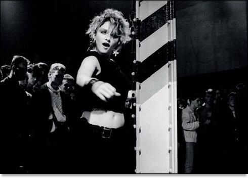 Madonna at the Hacienda, Manchester 1984