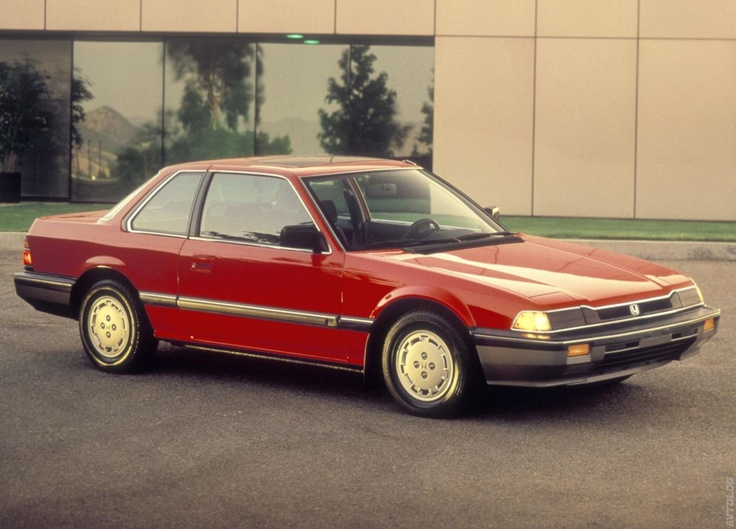 1986 Honda Prelude Si great car I really enjoyed & my 1st of many Hondas.
