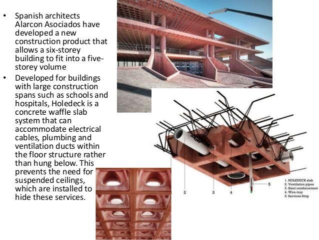 235562808 Coffered Slab Roof Design Slab Structures