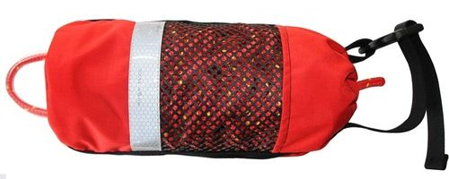 Boat Rescue Throwbag for rafting guides, kayakers and swiftwater rescue technicians.