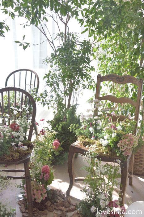 real wedding / 実際のプロデュース / flower / 装花 / tree / green / ウェディング / 結婚式 / wedding / オリジナルウェディング / プティラブーシュカ / トキメクウェディング
