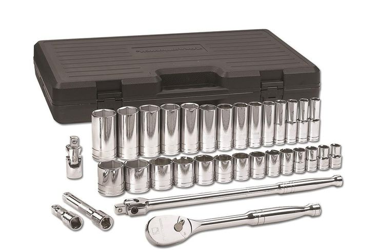 Contents1 Best Socket Set (Comparison Table)1.1 Best Selling Socket Sets1.2 Best Cheap Socket Set1.3 Best Mechanic Socket Set1.4 Best Craftsman Socket Set1.5 Best Metric Socket Set1.6 Best Socket Set For The Money1.7 Socket Set Buying Guide1.7.1 Socket Sets And Their Sizes1.7.2 Sockets And Their Points1.7.3 Shallow Or Deep Sockets?1.7.4 Impact Sockets1.8 Related Posts: Spread the loveWith the... Read More