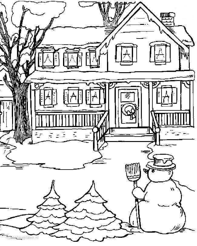 Snow Coloring Pages Printable Free Coloring Sheets Coloring Pages Winter Snowman Coloring Pages Christmas Coloring Pages