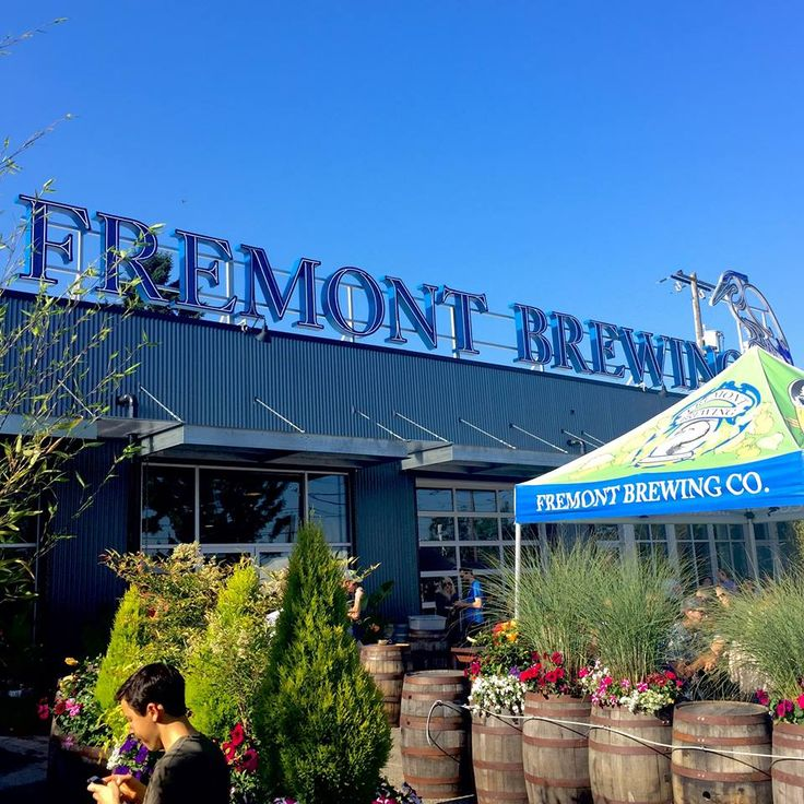About Town: Fremont Brewing