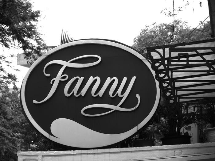 Fanny ... awks!