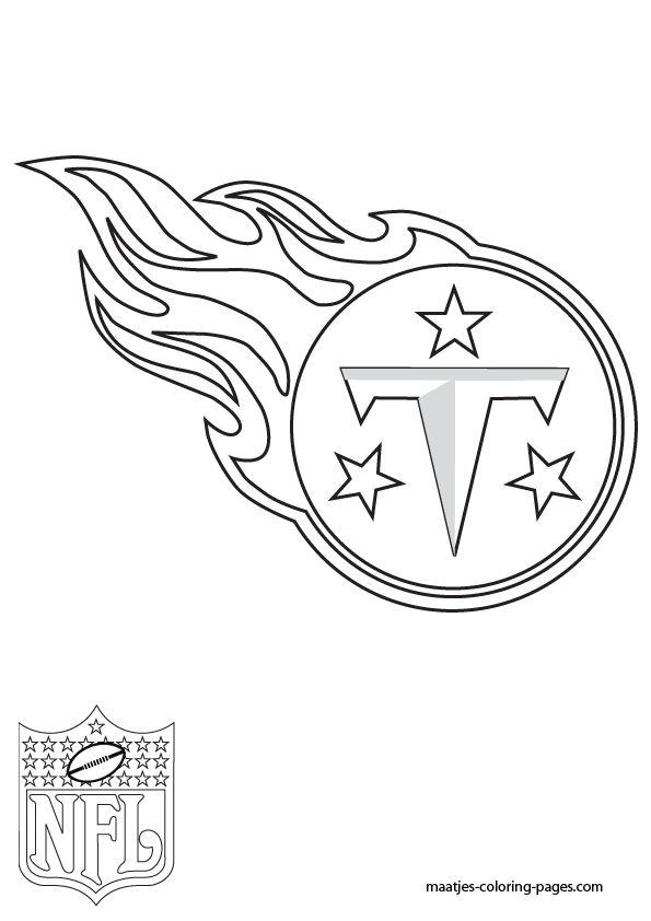 78 Cool Images Of Nfl Logos Coloring Pages Check More At Https