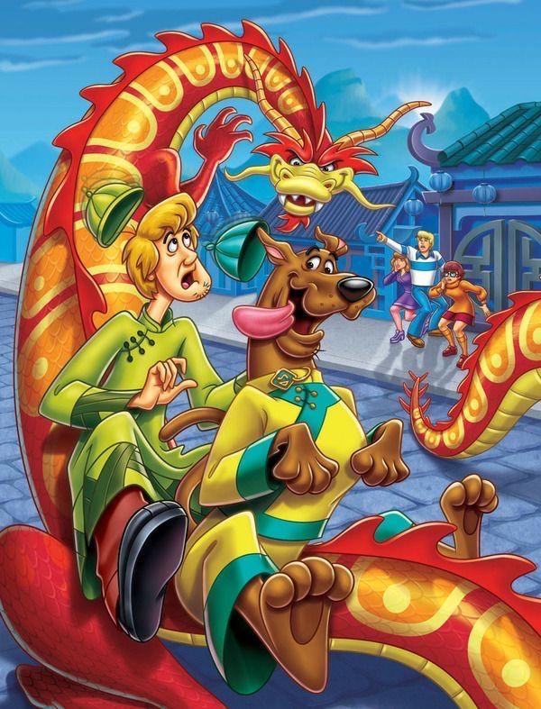Pin De Li Silva Em Scoby Doo Em 2020 Scoobydoo Desenho Scooby