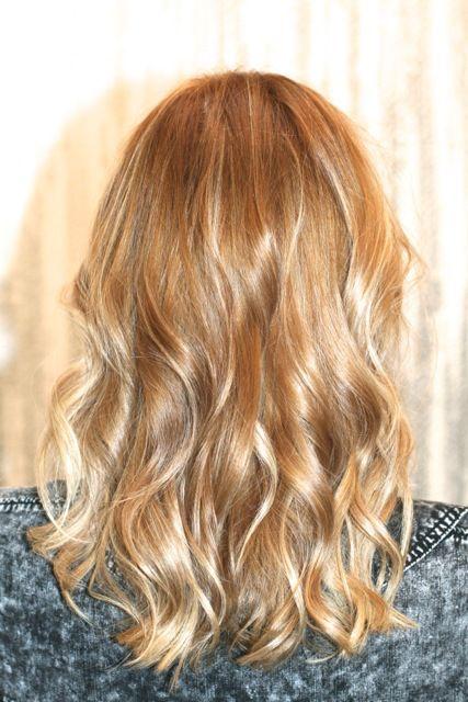 honey blonde hair color ideas