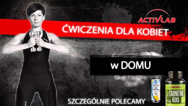 Trening Domatora - Zestaw ćwiczeń dla kobiet w domu - Fitness Wideoteka - http://fitnesswideo.tk/trening-domatora-zestaw-cwiczen-kobiet-domu-fitness-wideoteka/