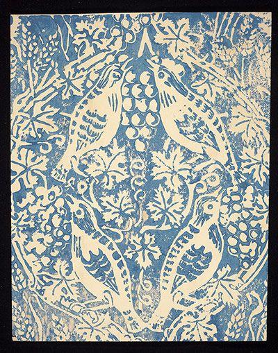Peggy Angus: Peggy Angus wallpaper design